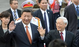 China, Vietnam should maintain status quo in East Sea, Party Chief Trong tells President Xi