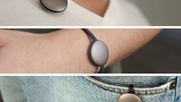 Shine, a wearable fitness and sleep tracker of Misfit that costs US$99. Photo: mobihealthnews
