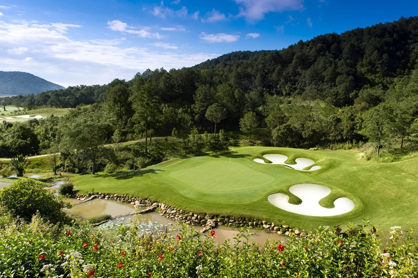 The Dàlat at 1200 golf course where the championship will take place from March 25 to 27.