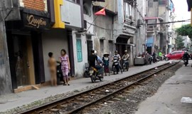 Vietnamese mother forces son to walk naked as punishment for theft