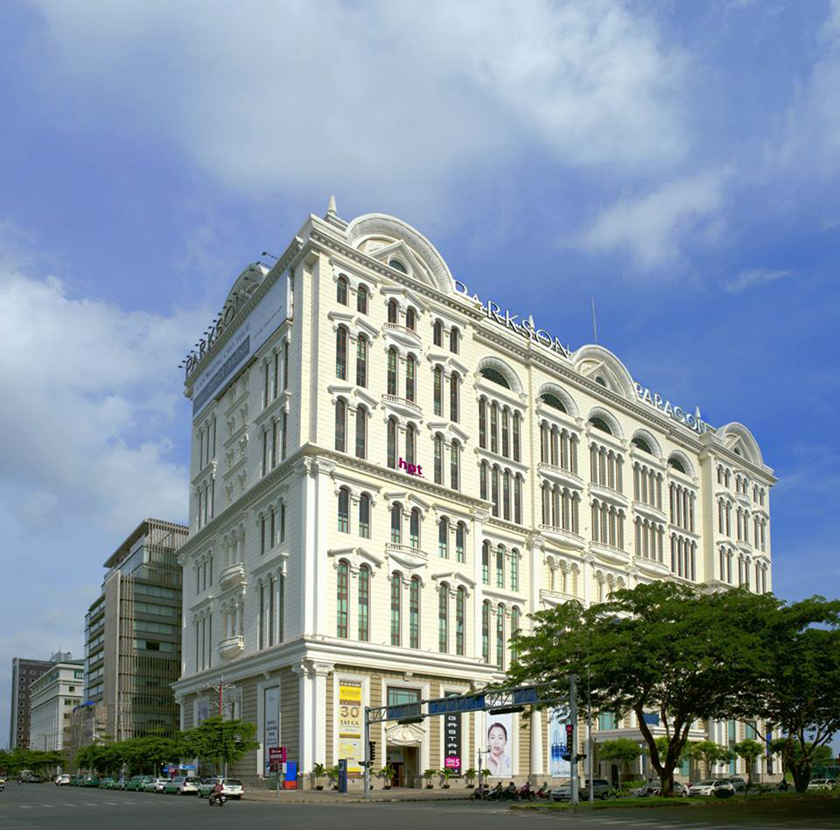 A file photo shows Parkson Paragon in Ho Chi Minh City's District 7. Photo credit: Parkson