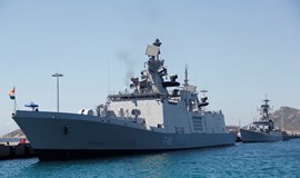 Indian warships make port call in Cam Ranh
