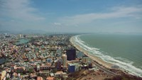 The beach town of Vung Tau, around 125 kilometers from Ho Chi Minh City. Photo: Nhu Quynh/Thanh Nien