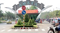 Amata City Bien Hoa, the first industrial park of Amata in Vietnam. It is located in Bien Hoa Town, Dong Nai Province. Photo credit: baodongnai.com.vn