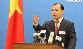 Vietnam reacts sharply to Chinese defense minister's call for war in East Sea