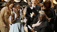 '12 Years a Slave' makes history with best picture Oscar