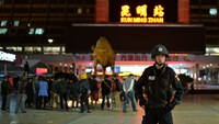 Survivors recount fear and bloodshed in Kunming station attack