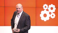 Ballmer says Microsoft a 'two-trick pony,' working on third