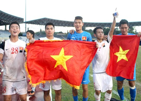 Vietnam's young footballers to play friendlies in Europe