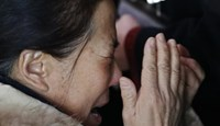 Malaysia Airlines denies crash report, says plane still missing