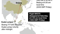 Malaysia launches terror probe over vanished jet