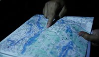 Missing Malaysian jet said to have flown with beacon off