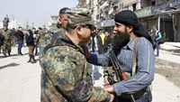 Damascus ceasefires bring respite but no end to conflict