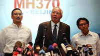Lost passenger jet was diverted deliberately: Malaysian PM