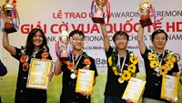 Vietnam's No.2 chess star wins HD Bank Cup 2014