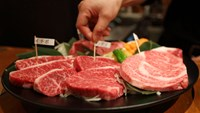 Japanese farmers bet on steaks costing twice the price of silver