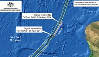 Malaysia jet team hears pings consistent with black box