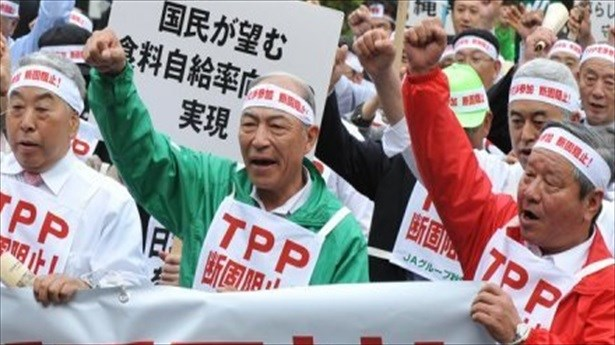 US-Japan remain divided on TPP deal weeks before Obama visit