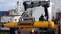 Undersea drone hunt for Malaysian plane foiled by depth