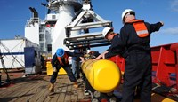 Drone risks damage at record depth in search for Malaysian plane