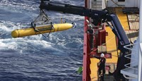 Current underwater search for Malaysia plane could end within a week