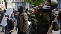 Dozens die in Odessa, rebels down Ukraine helicopters