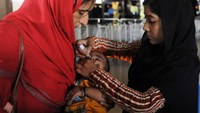 Disease rides the dogs of war as polio, measles, typhoid capitalize on chaos