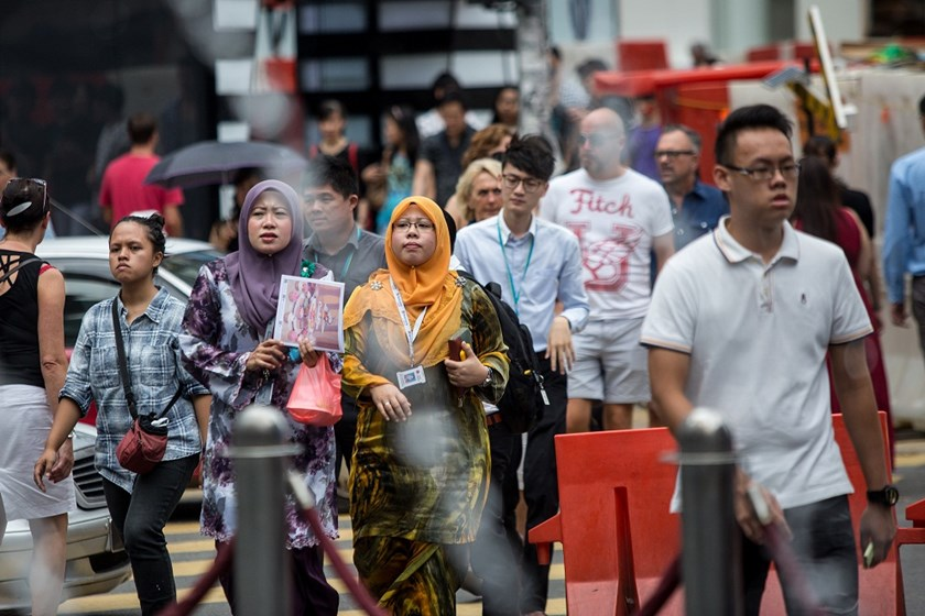 Malaysia says it's on track to achieve high-income nation status