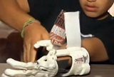 3D printing specialists give 11-year-old boy a hand