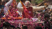 Modi taps India selfie generation to oust Twitter-absent Gandhis