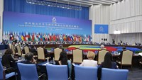 China's Xi calls for Asia security framework at summit