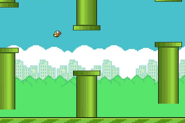 One year of Flappy Bird: how a little game from Vietnam became a fleeting global sensation