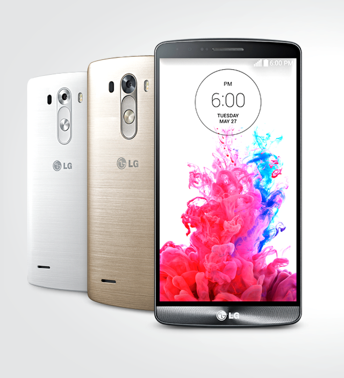 LG Electronics launches revamped G3 smartphone
