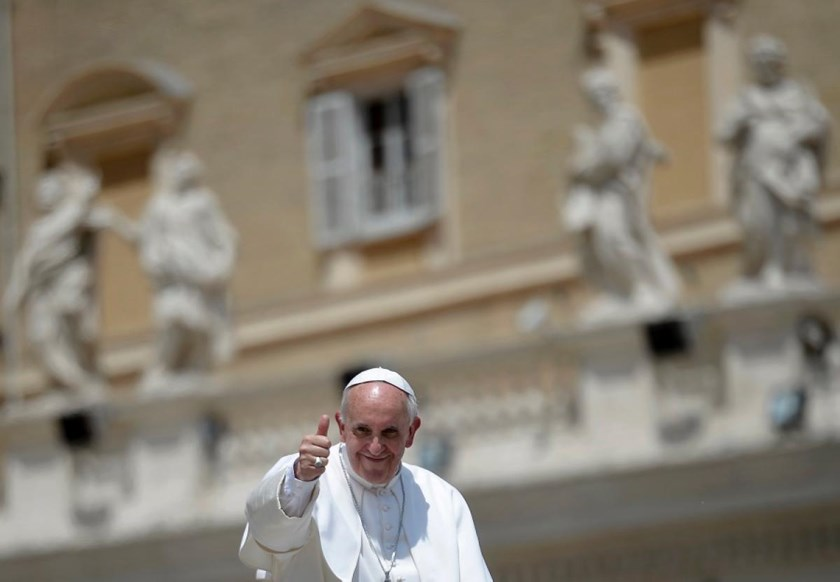 Pope fires entire board of Vatican financial watchdog