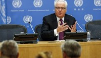 Russia raises Ukraine aid issue, U.N. talks drag on Syria help