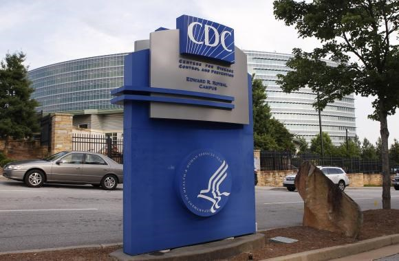 The Centers for Disease Control sign is seen at its main facility in Atlanta, Georgia June 20, 2014.