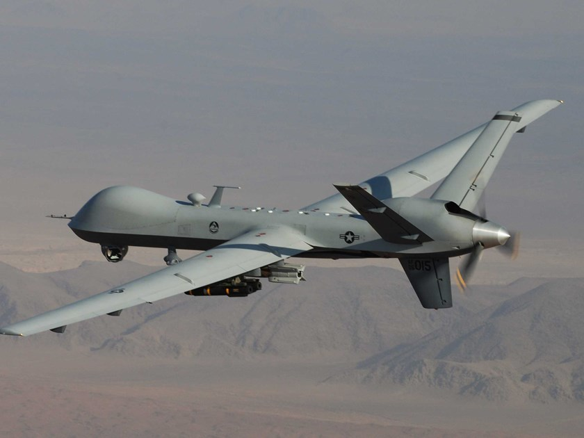 Court releases memo of U.S. justifying drone attacks on citizens