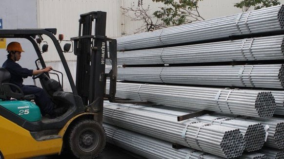 US slaps duties on steel pipes from Vietnam, Malaysia, Thailand