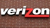 A sign of Verizon Wireless is seen at its store in Westminster, Colorado April 26, 2009.