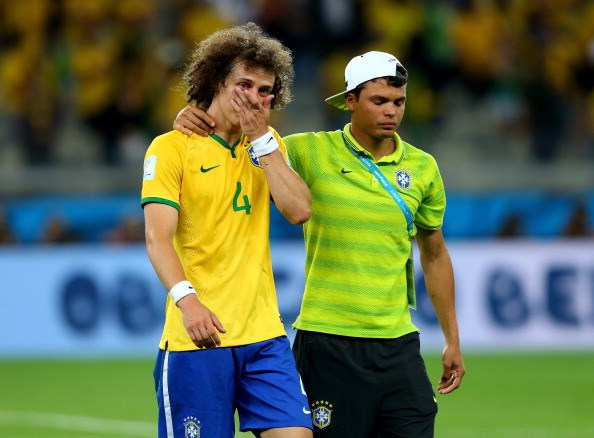 Brazil's defense goes missing in embarrassing defeat