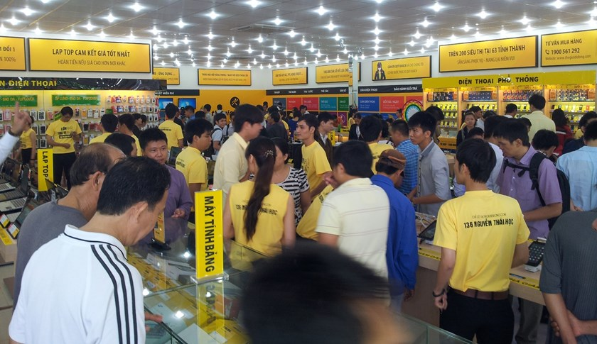 Vietnam's Mobile World sets July 14 IPO