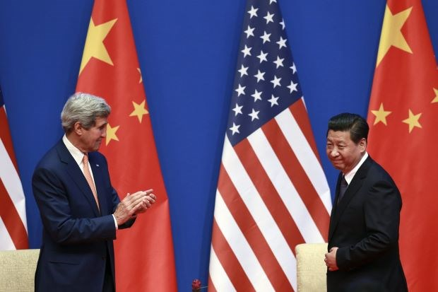China, U.S. try to minimize tensions as Beijing talks start