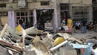 Bodies found north of Baghdad as Sunni insurgents turn on each other