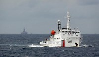 Vietnam and China play high-stakes cat and mouse at sea