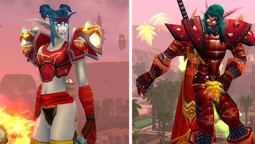 World of Warcraft's hyper-sexualized orcs may finally get more clothing