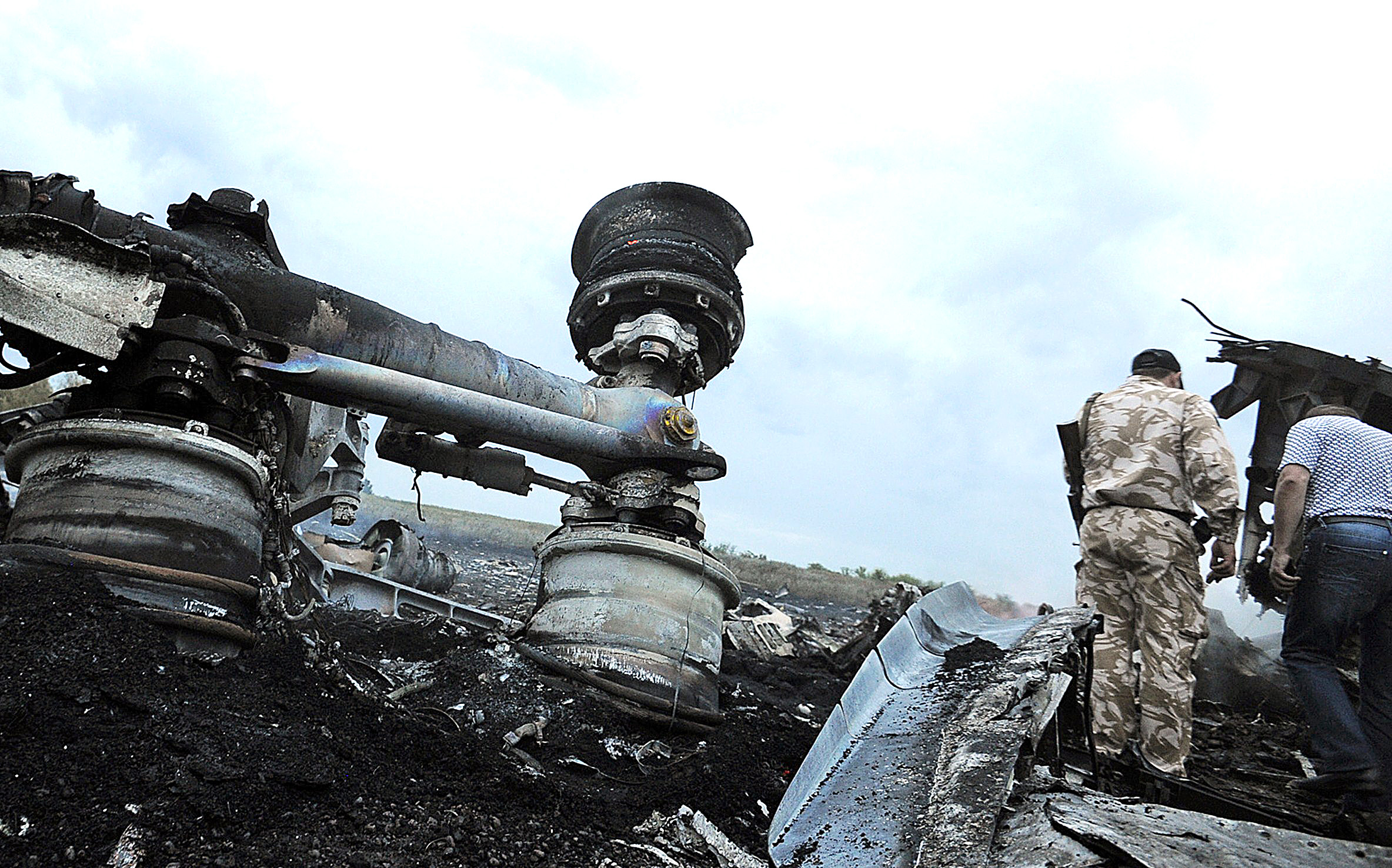 U.S., U.K. link Russia to downed malaysian plane as UN meets
