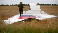 Bodies rained down on Ukraine village after plane disaster