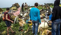 Flight MH17 victims' bodies were looted. Or maybe not.