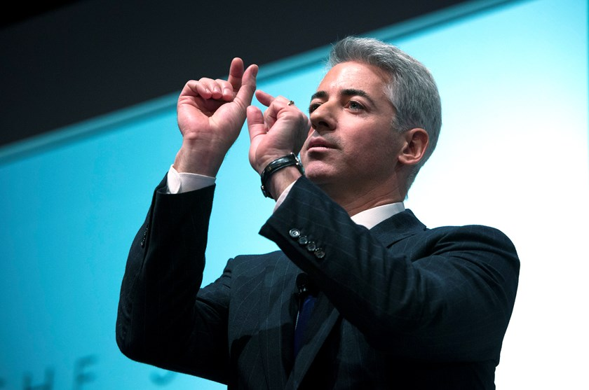 "William ""Bill"" Ackman, founder and chief executive officer of Pershing Square Capital Management LP, in New York."