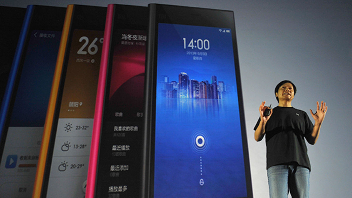 China's Xiaomi targets India in smartphone sales push